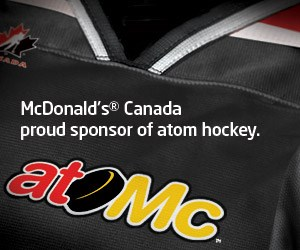 McDonald's Atom Hockey