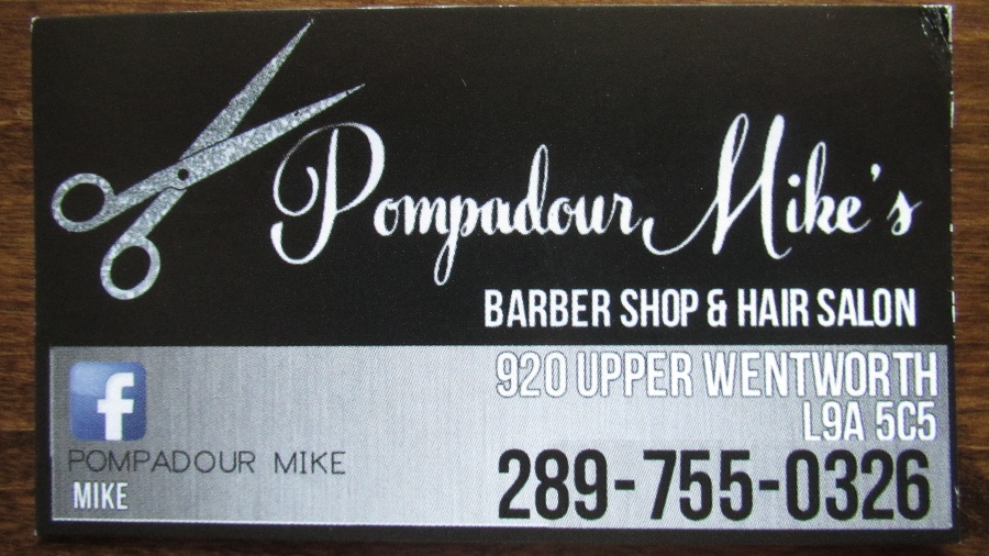 Pompadour Mike's