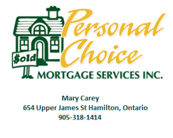 Personal Choice Mortgages