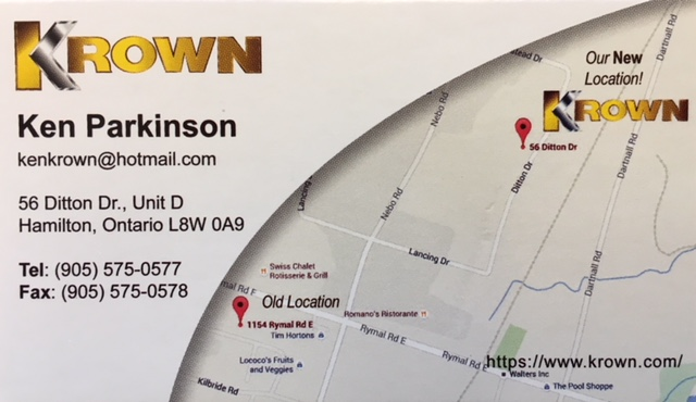 Krown (Ditton Dr., Hamilton)